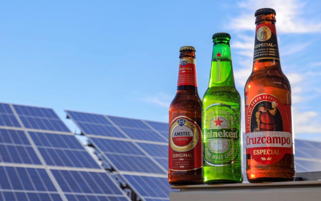 Heineken, la primera fábrica de cerveza con cero emisiones